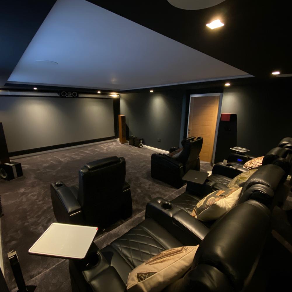 Manchester Media Room